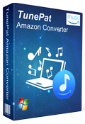 Amazon Music Converter Windows box