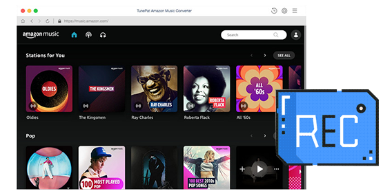 Songs von Amazon Music Unlimited aufnehmen