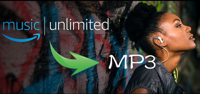 Amazon Music Unlimited in MP3