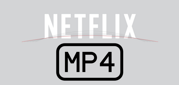 Netflix Videos in MP4 konvertieren